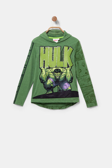 Hulk T-shirt reversible sequins | Desigual