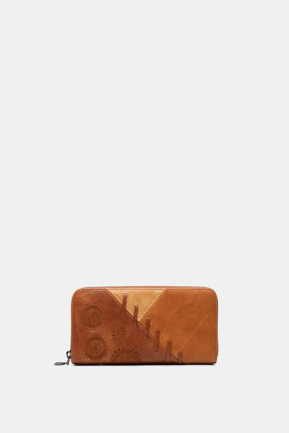 Längliches Portemonnaie Patch