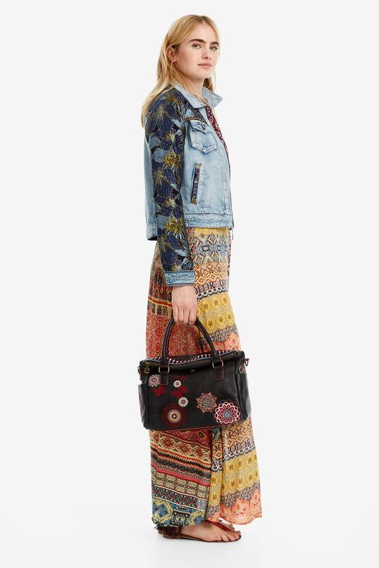 Boho embroideries bag | Desigual