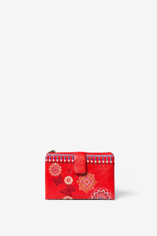 Monedero rojo Julia - RED - U
