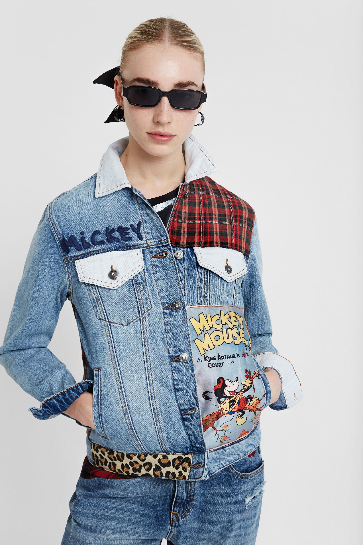 Spijkerjack Mickey – BLUE – S