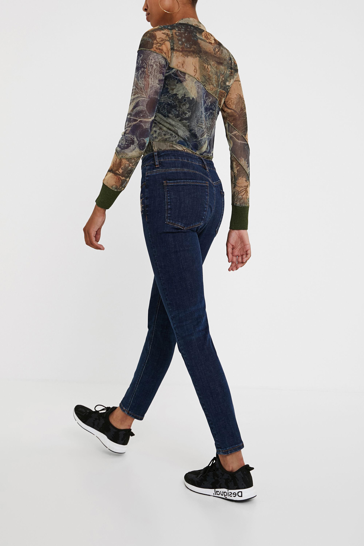 Skinny jeans - BLUE - 26