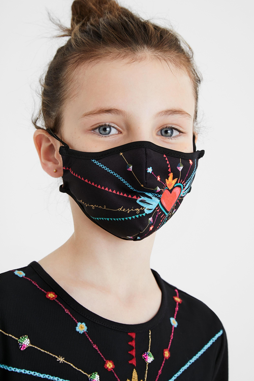 Mask - BLACK - U