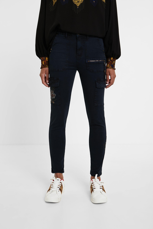 Hosen - Jeans Slim Fit BLUE 36  - Onlineshop Desigual