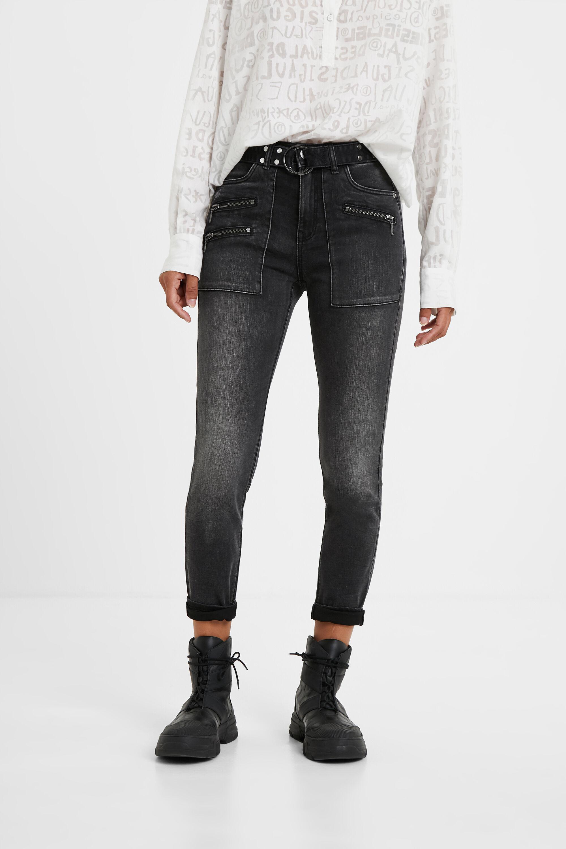 Hosen - Slim Jeans BLUE 46  - Onlineshop Desigual