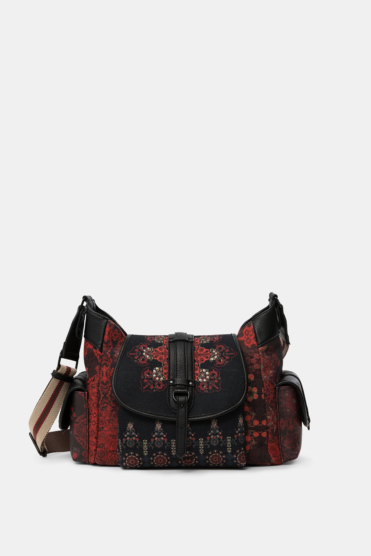 Bag Indonesian patch - BLACK - U