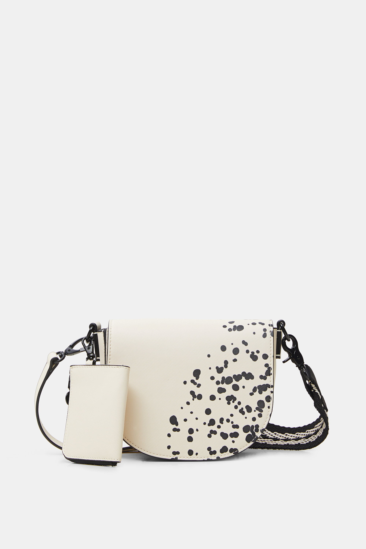 Arty crossbody bag - WHITE - U