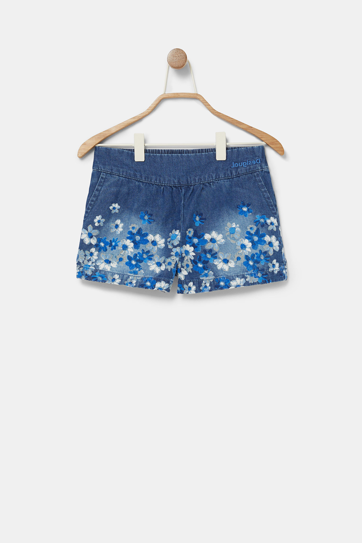 Shorts elastic waist - BLUE - 11/12