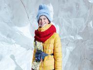 Kleidungsstücke für kalte Tage
