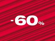 Tot 60% korting