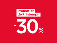 Promotion de Printemps