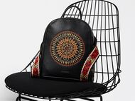 Bags and backpacks in black