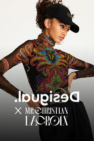 Designed by Mr. Christian Lacroix