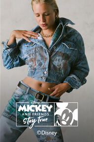 Desigual & Mickey Mouse SS21