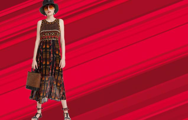 Desigual France Des vêtements originaux en ligne