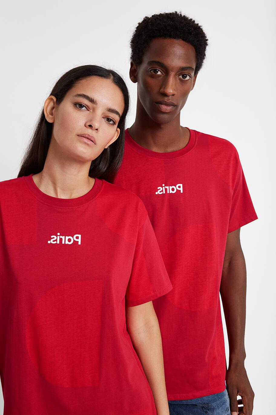 Paris Monogram T-shirt
